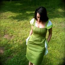 green.dress1